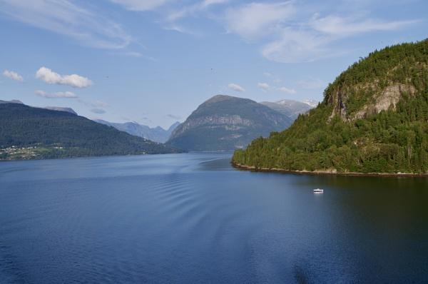 Fjord by Rosie77