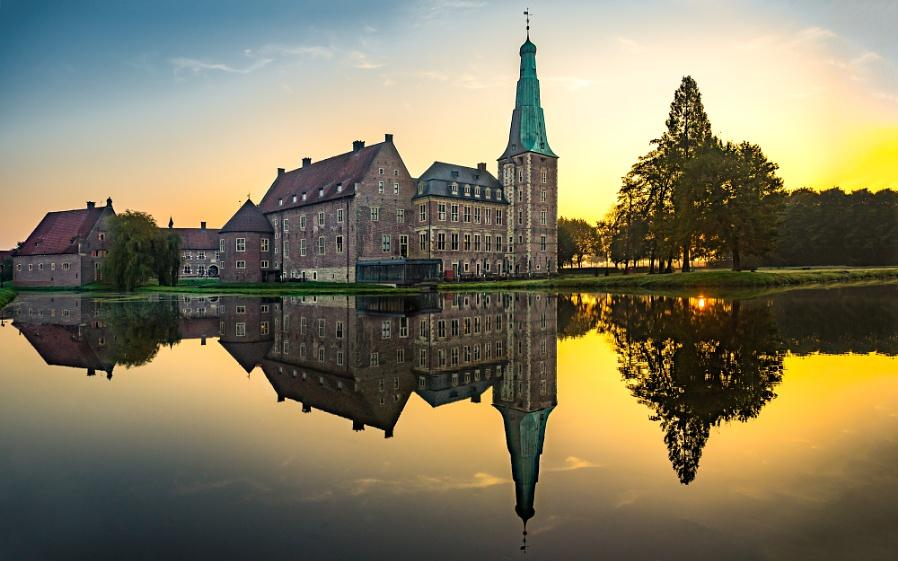 Castle Raesfeld Germany