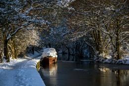 Winter Mooring 2