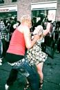 Warmer Happy Days, Dancing in the street! by happysnapperman