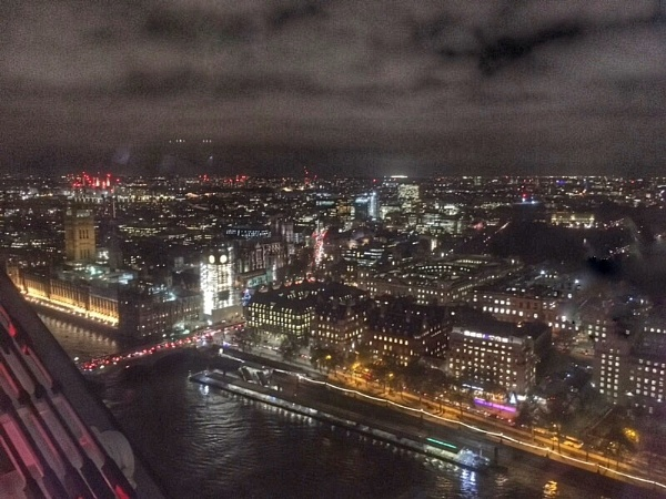 London eye view by mmart