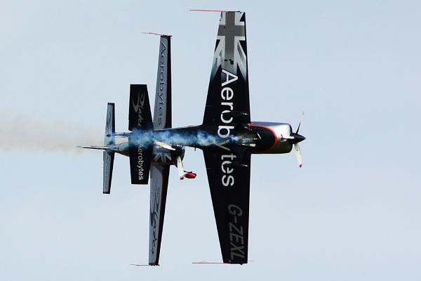 Blades Acrobatics Team by fordie