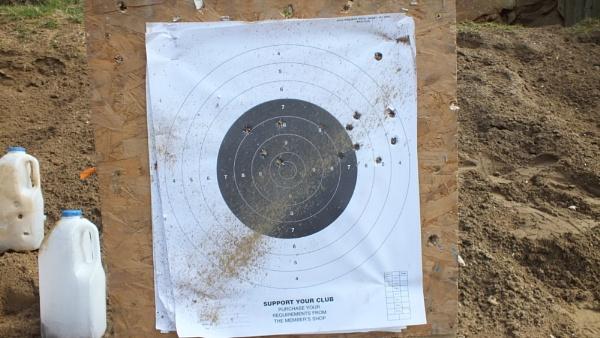 Good Shooting by YoungGrandad