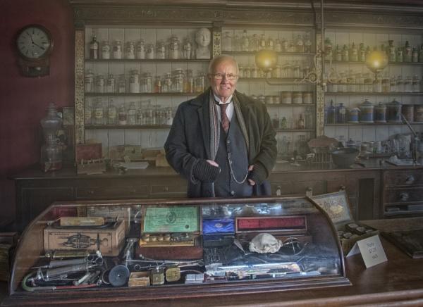 The Victorian Chemist\'s Shop by Gavin_Duxbury