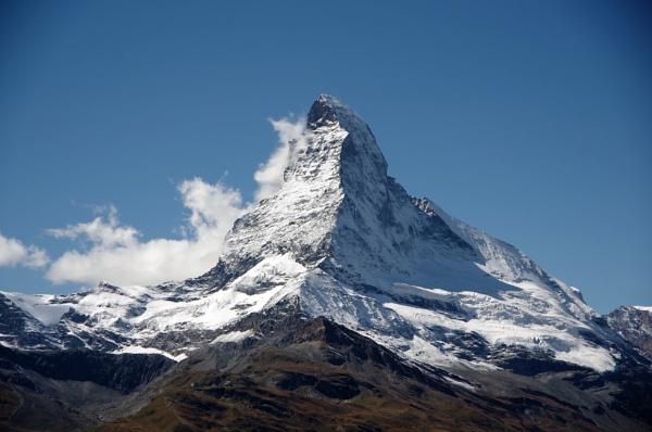 Matterhorn by belgarion11