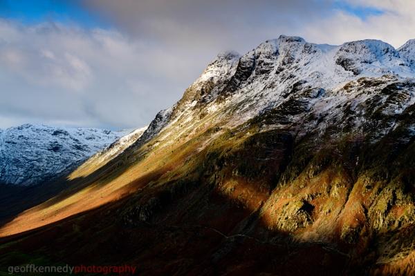 Winter in Great Langdale by geffers7