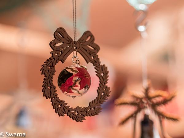 Christmas Decoration II by Swarnadip