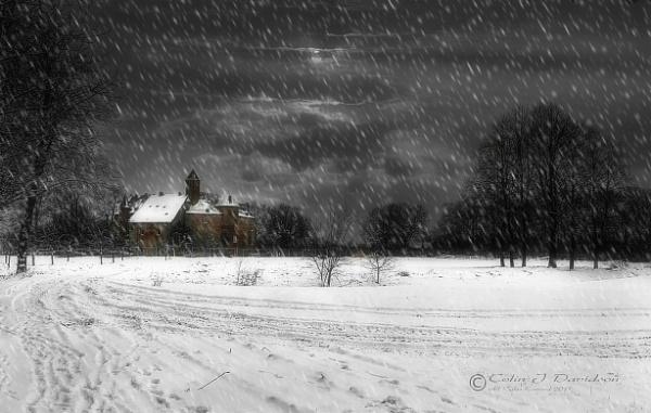 Castle Waardenburg. by colijohn