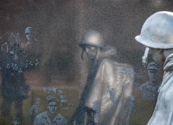 Korean War Memorial by kaybee
