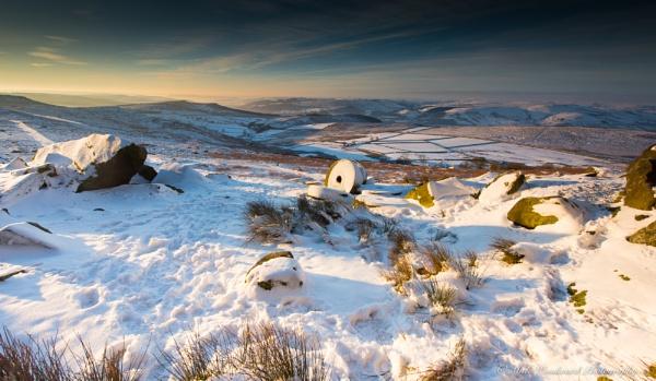 Snowy Millstone by kojak