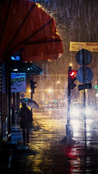 Rainy Day by MileJanjic