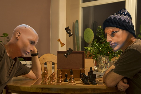 Chess for Dummies by iangilmour