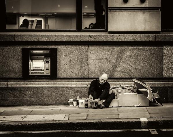 london street by mogobiker