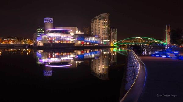The Lowry Media City by DavidCookson