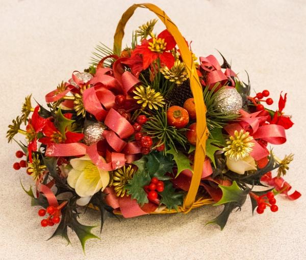 Christmas Arrangement by Janetdinah