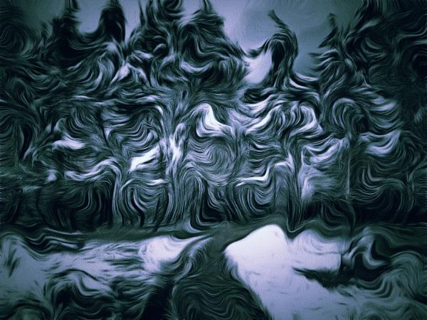 winter hair by leo_nid