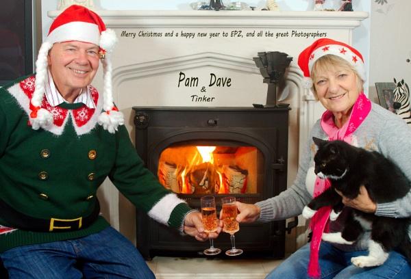 Merry Christmas by DaveNewbury