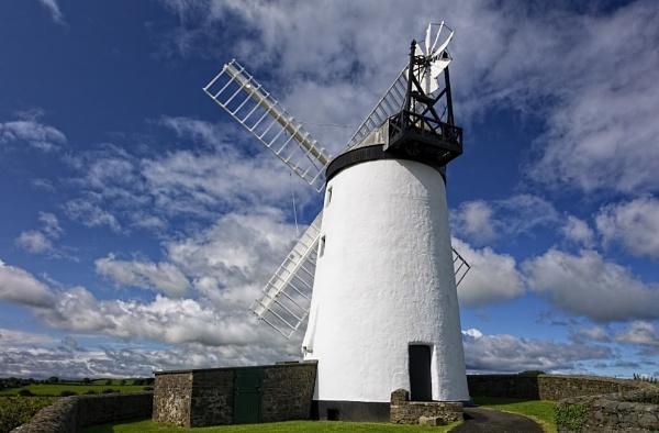 Ballycopeland windmill by peterellison