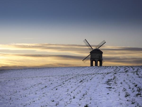 Chesterton Windmill by CraigWalker