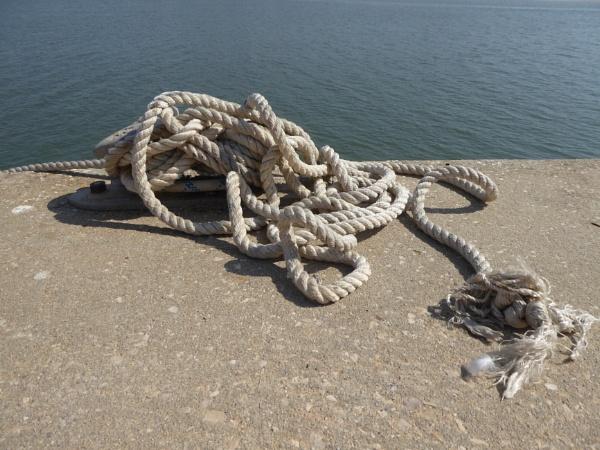 Rope & Shadows... by Chinga