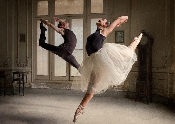 Old Havana Ballet by JaneMIchelle