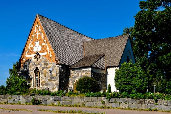 Lempäälä church.
