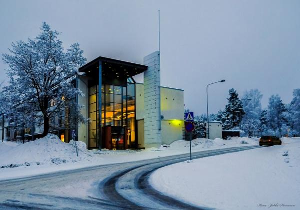 Nummela library.