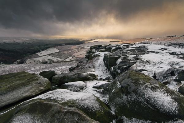 Winterscape by Trevhas