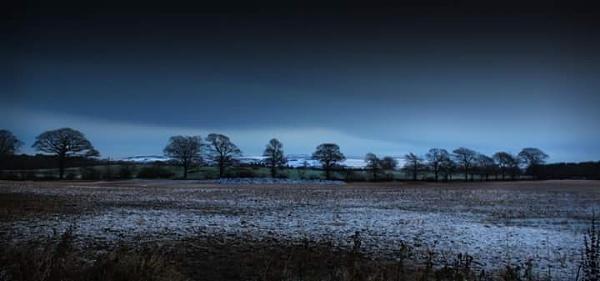 Midlothian morning by Eckyboy