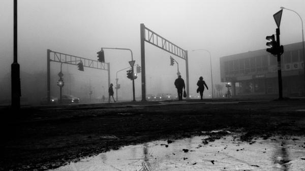 Winter Scene XV by MileJanjic