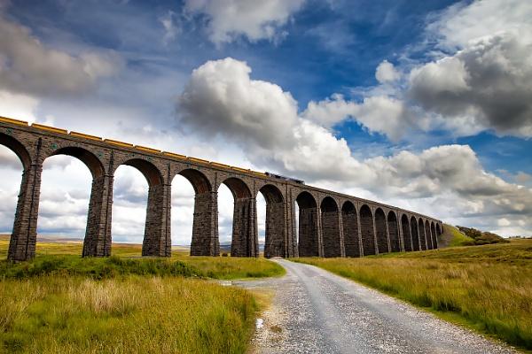 Ribblehead Viaduct by Les_Cornwell