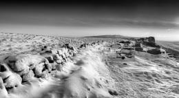 Stanage Edge Winter
