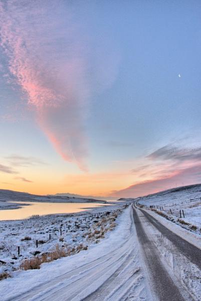 December sunrise by HelenMarie