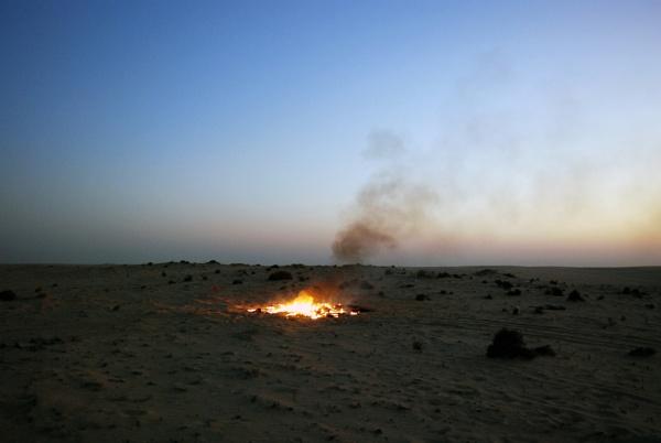 Desert Fire by Savvas511