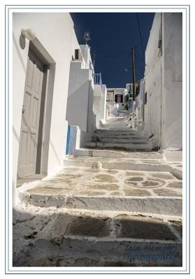 Back street Mykonos
