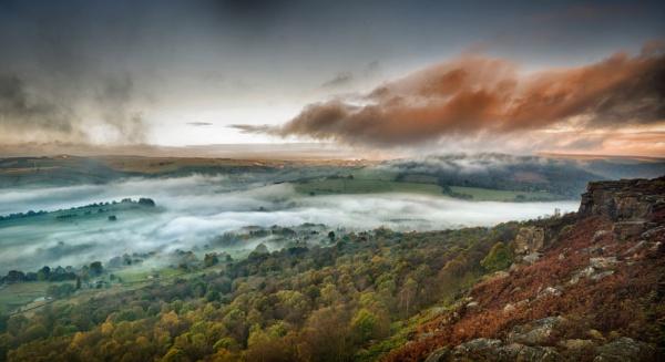 Stream of Mist by chris-p