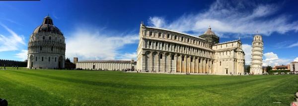 Pisa by miptog