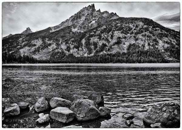 Grand Teton from Jenny Lake by Stephen_B
