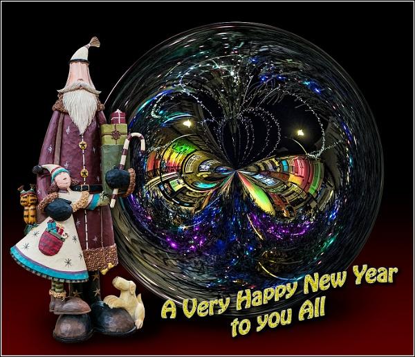 Happy New Year by BlueRoom