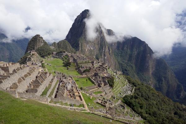 Machupiccu after the Inca Trail by colinryan