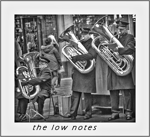 THE LOW NOTES by youmightlikethis