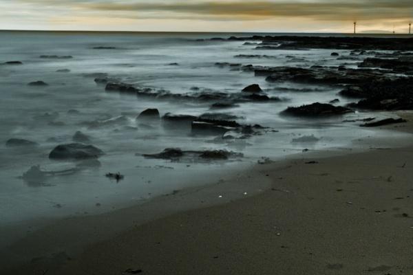 Newbiggin Beach by mmart