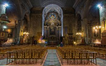 St-Benoit Church, Castres, France