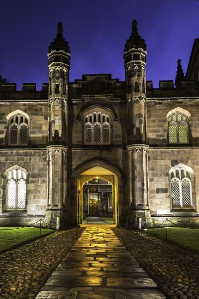 Aberdeen university by MalkyG