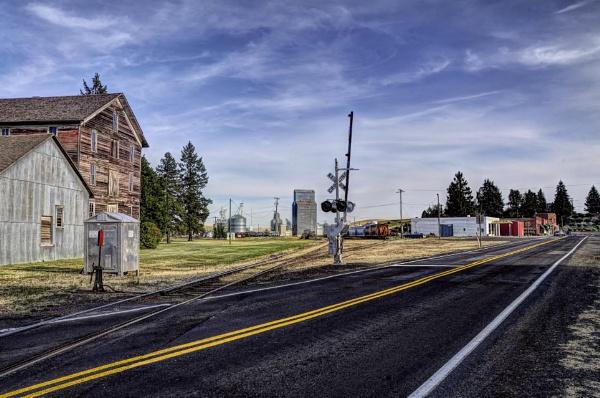 Rural Scene Palouse by RSK