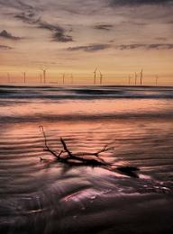 Redcar sunrise 3