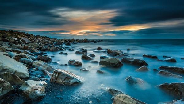 Kimmeridge Bay by true