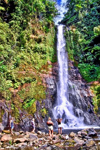 Waterfall. by WesternRed