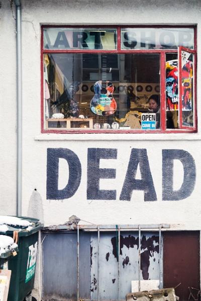 A Dead Shop