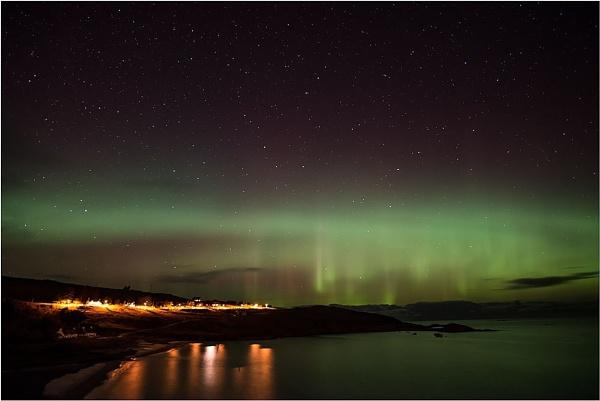 Talmine bay aurora by Gary_Macleod